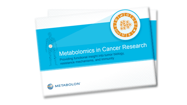 Metabolomics in Cancer Research