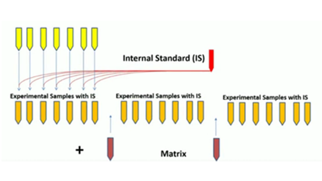Metabolomics Internal Standard Workflow