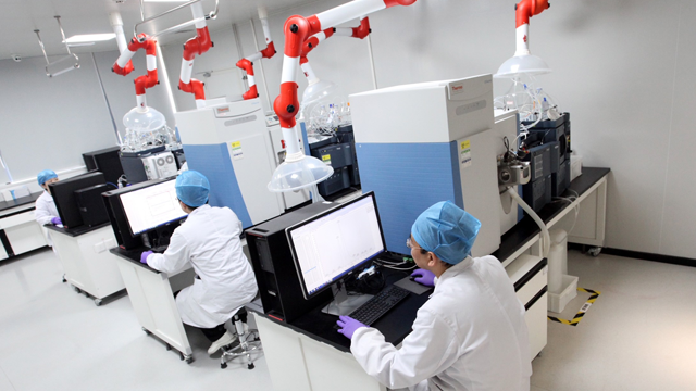 Metabolon and Dian Open New Metabolomics Laboratory in China