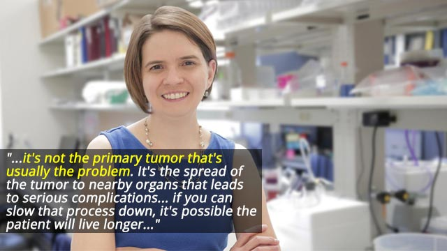 Metastasis Enablers: Key to Creating Ovarian Cancer Treatments