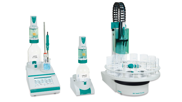 Metrohm Releases New Autosampler