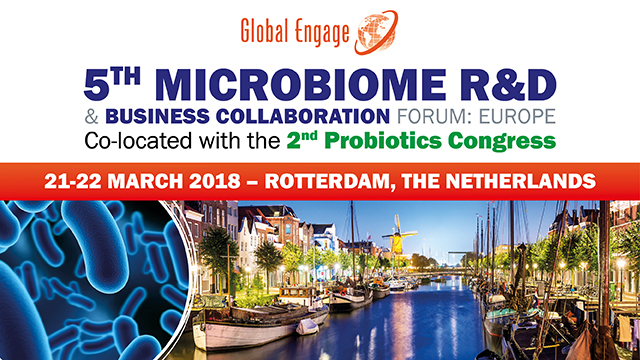 Microbiome R&D and Business Collaboration Forum: Europe
