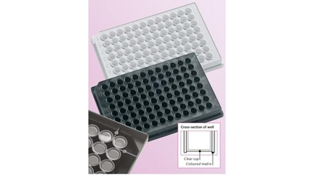 Microplate Design Enhances Fluorescence & Luminescence Measurement