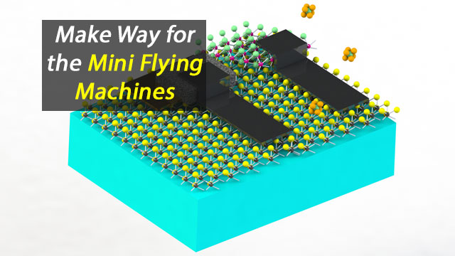 Mini Machines Could Help Search for Disease or Pollutants