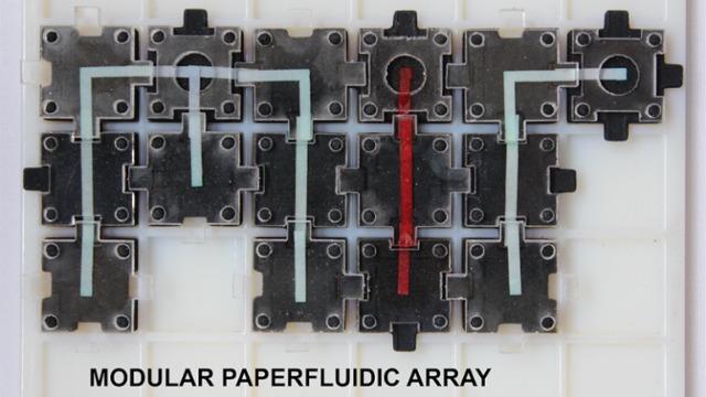 MIT's Plug-and-play Kit Transforms Paperfluidic Diagnostics