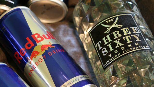 Mixing Energy Drinks with Alcohol could Enhance the Negative Effects