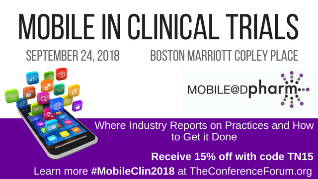 Mobile in Clinical Trials