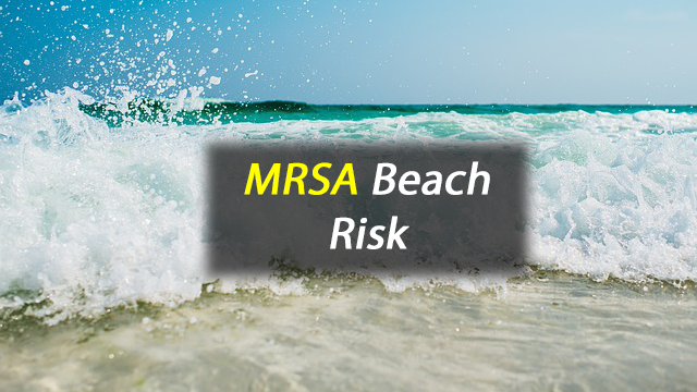 MRSA Beach Risk