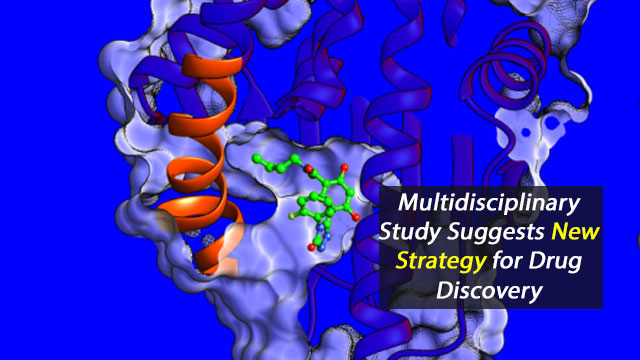 Multidisciplinary Study Suggests New Strategy for Drug Discovery