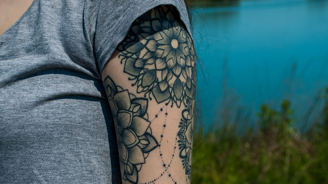 Nanoparticles from Tattoos Travel Inside the Body