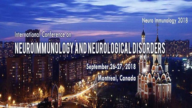 International Conference on Neuroimmunology, Neurological Disorders and Neurogenetics