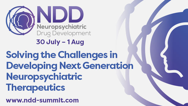 Neuropsychiatric Drug Development Summit (NDD)