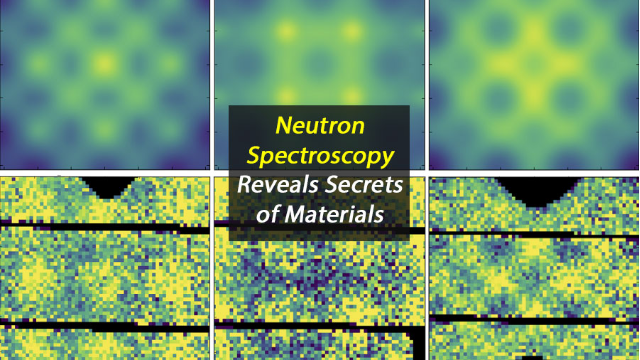 Neutrons Reveal Material Property Secrets