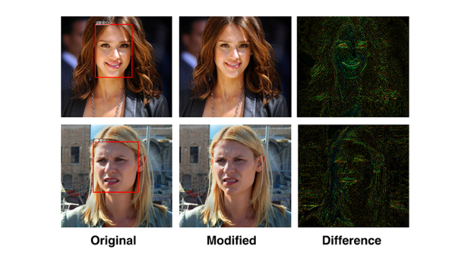 New AI Privacy Filter Disables Facial Recognition