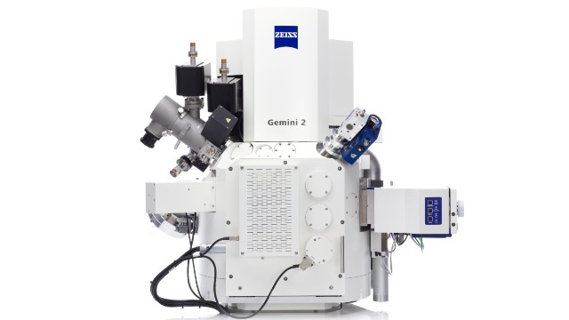 Crossbeam FIB-SEM Model Sets New Standard