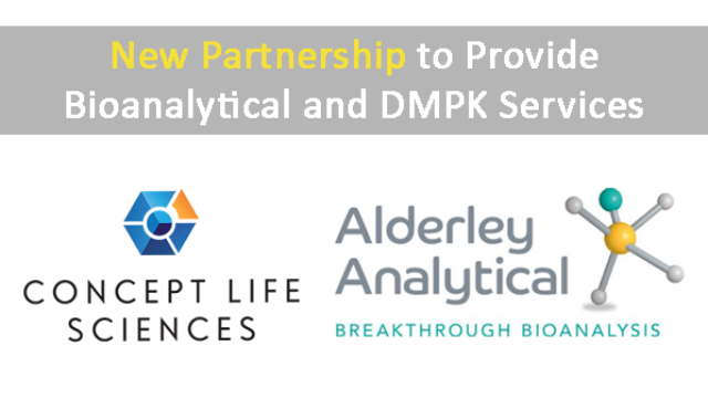 New Partnership to Provide Bioanalytical and DMPK Services