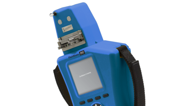 New Portable Infrared Oil Analyzer From Spectro Scientific