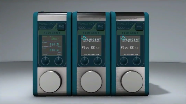 New Pressure Controller Solution: LineUP™ Series