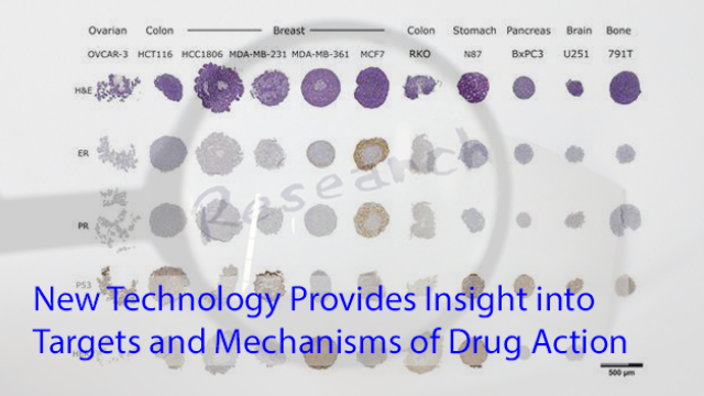 New Technology Provides Insight into Targets and Mechanisms of Drug Action