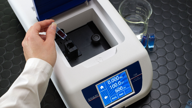 New UV/Visible Spectrophotometer