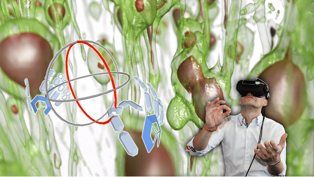 Next-Gen Virtual Reality Software for Microscope Image Data