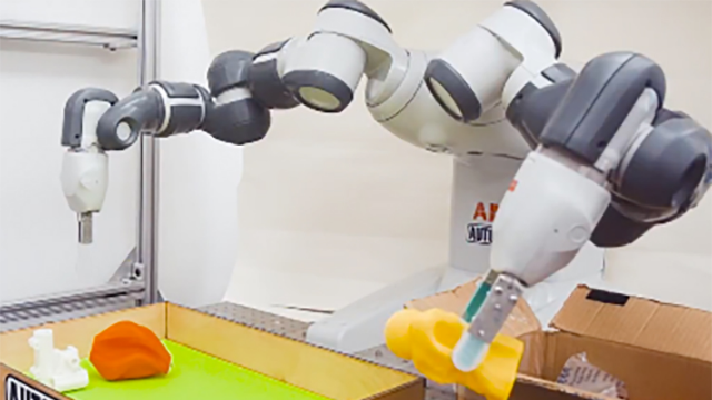 Nimble-fingered Robot Handles Unfamiliar Objects with 99% Success Rate