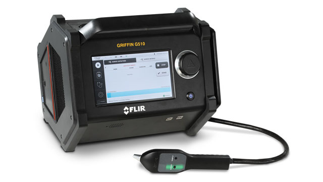 No time? No lab? No problem with FLIR's G510 CG/MS