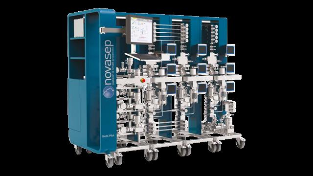 Novasep Launches BioSC® Pilot