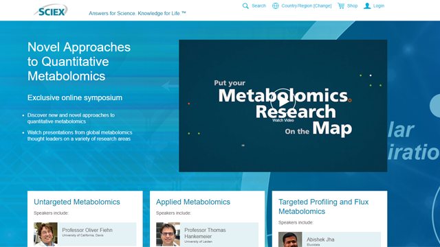 Novel Approaches to Quantitative Metabolomics