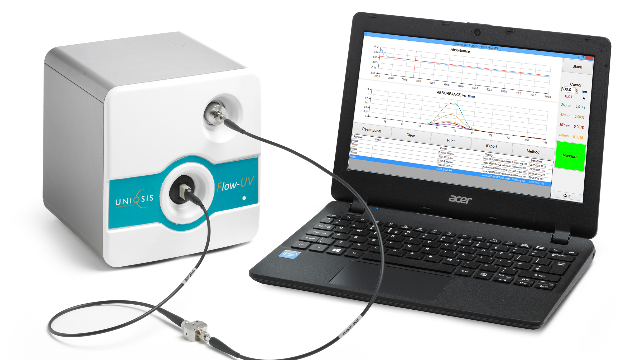Novel UV-Visible Detector for In-Line Flow Chemistry