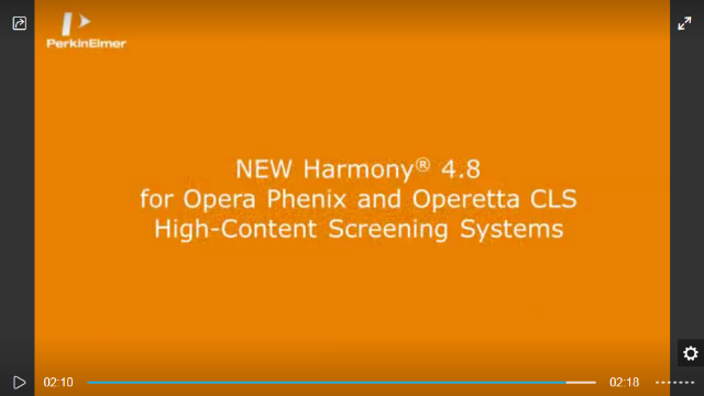 Now you can visualize and analyze complex 3D cell models – with Harmony 4.8 software