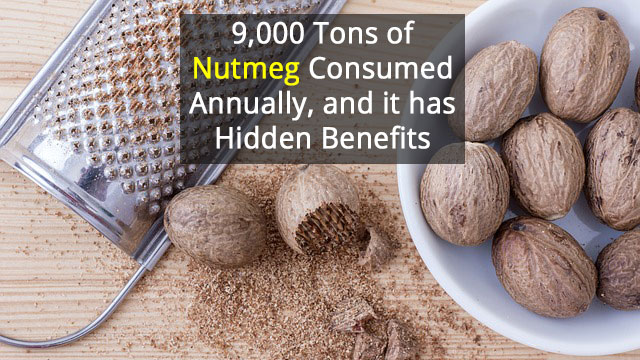 Nutmeg's Hidden Power