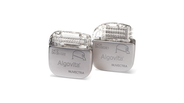 Nuvectra's Algovita® Spinal Cord Stimulation System Successfully Reduces Opioid Use