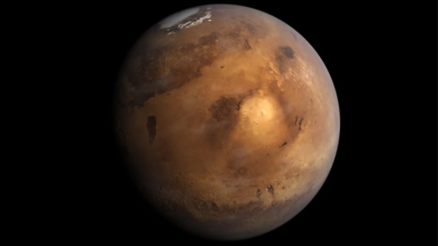 Mars-bound astronauts face chronic dementia risk from galactic cosmic ray exposure