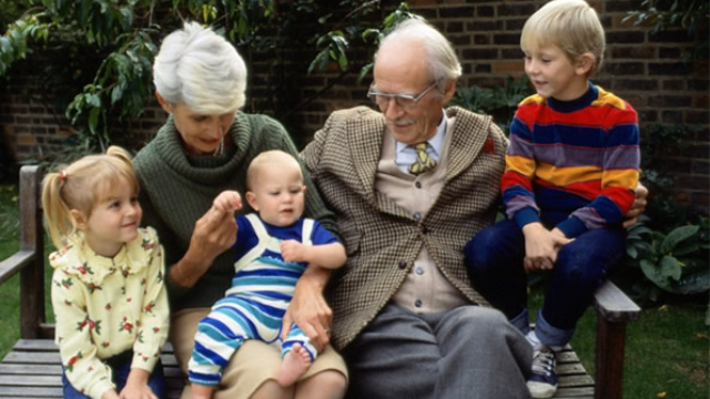 Helping dementia patients recall grandchildren's names