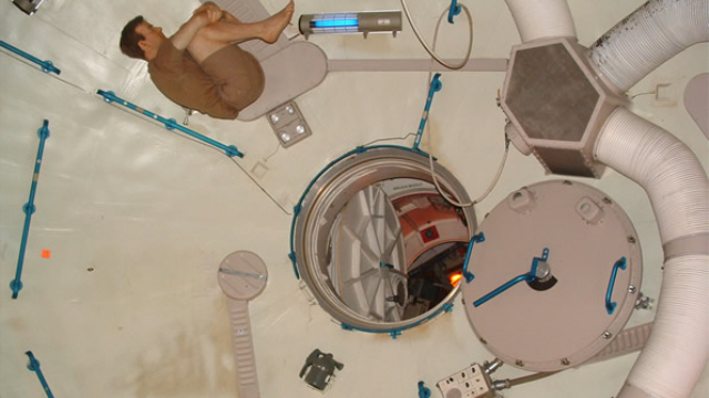 NASA study shows that space travel affects spine of astronauts