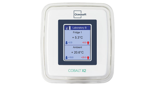 OCEASOFT Launches Colbalt X2, its New-Generation System for Monitoring Physical Parameters