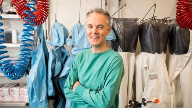 Old Drug, New Tricks: Modified malaria drug proves effective at inhibiting Ebola