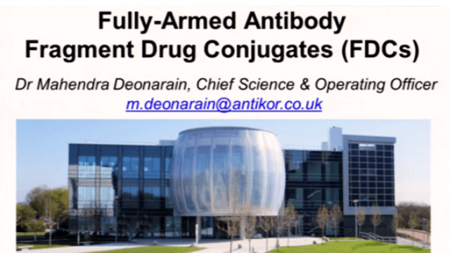 OptiLinked FDCs: Fully Armed Antibody Fragment Drug Conjugates