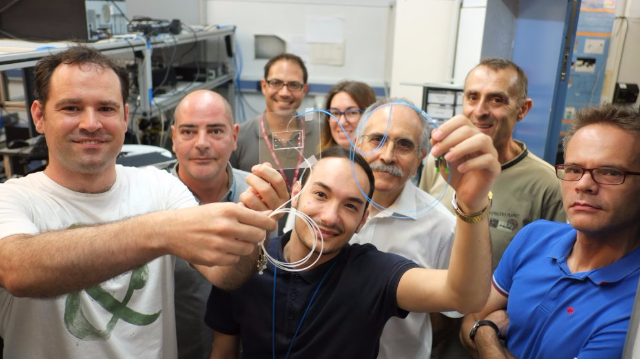 Optofluidic Device Detects Tumour Cells in Blood