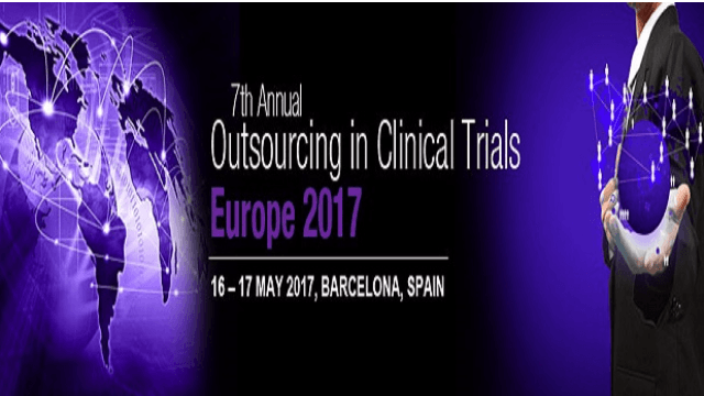 Outsourcing in Clinical Trials Europe 2017