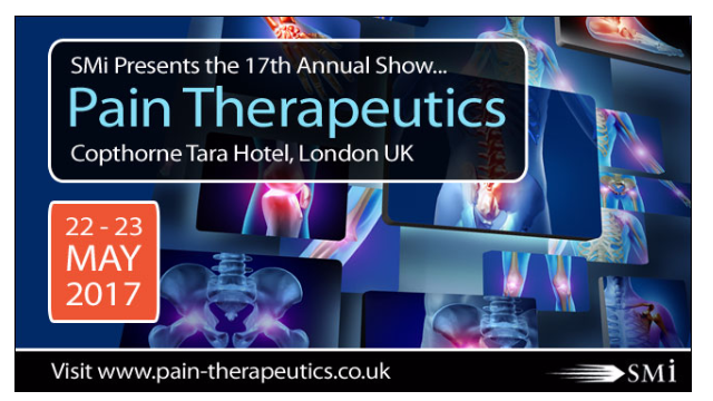 Pain Therapeutics 2017