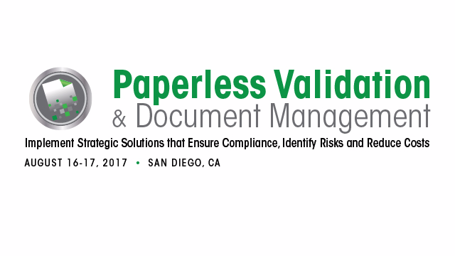 Paperless Validation