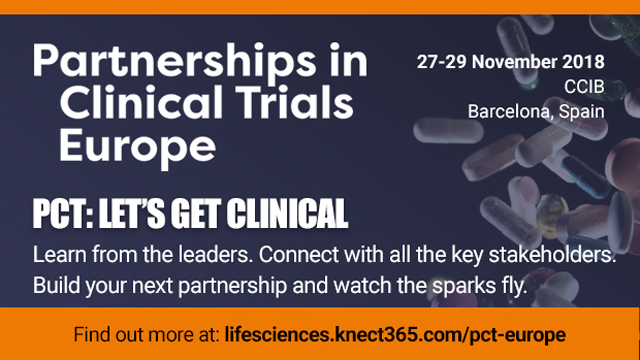 Partnerships in Clinical Trials Europe