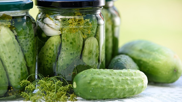 Peeking Inside Pickles