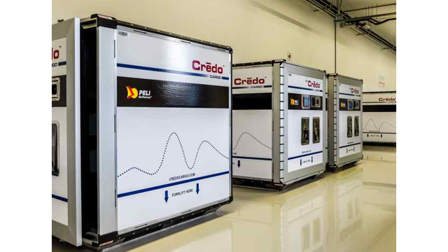 Peli BioThermal Showcase Crēdo™ on Demand at Temperature Controlled Logistics Conference