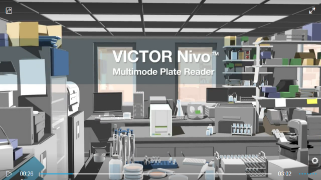 PerkinElmer VICTOR Nivo Multimode Plate Reader - So Much Science So Little Bench Space