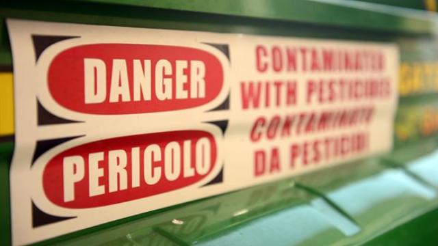 Pesticide Use on Cannabis