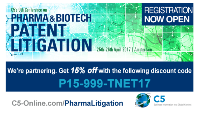 Pharma & Biotech Patent Litigation 	Biopharma