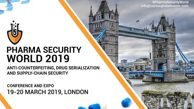 Pharma Security World 2019